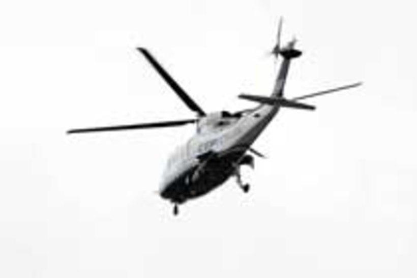 Mis võib saada helikopterile saatuslikuks