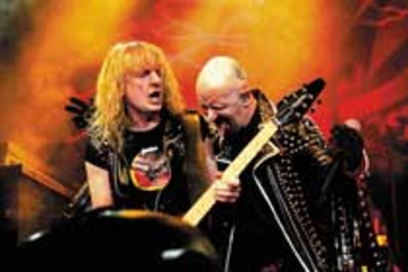 Väsimatu Judas Priest