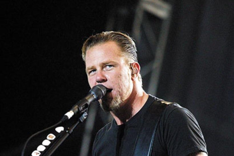 Metallica solist – endine koletis