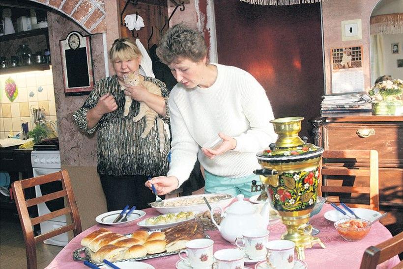 Valik Peipsi-äärseid traditsioonilisi sibulatoite