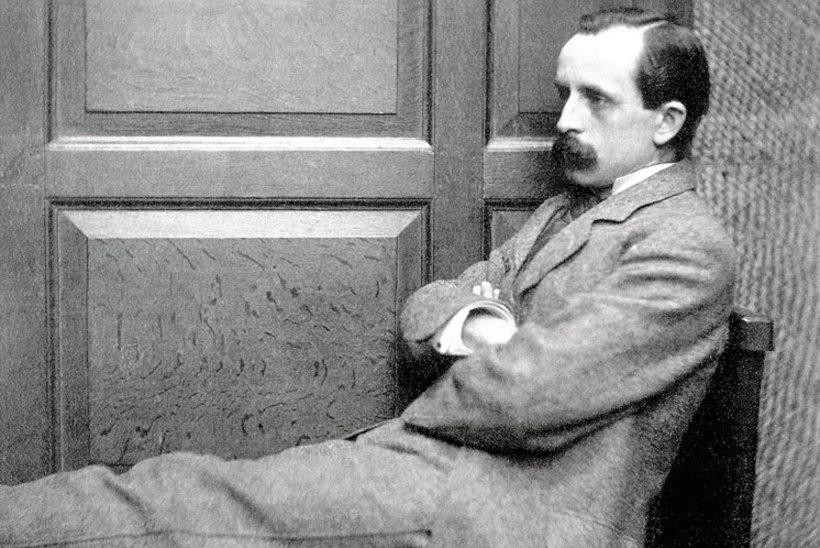 «Peeter Paani» autor jäi surmani väikemeheks