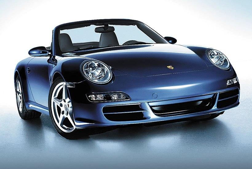 Oliver Kruuda kinkis K-kohukese idee autorile sport-Porsche