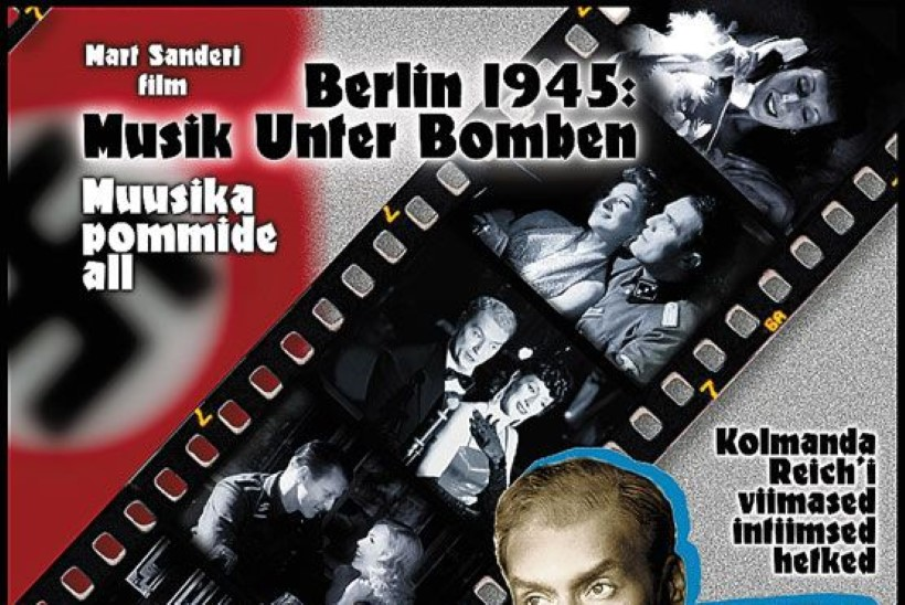 """""""Berliin 1945: muusika pommide all"""""""