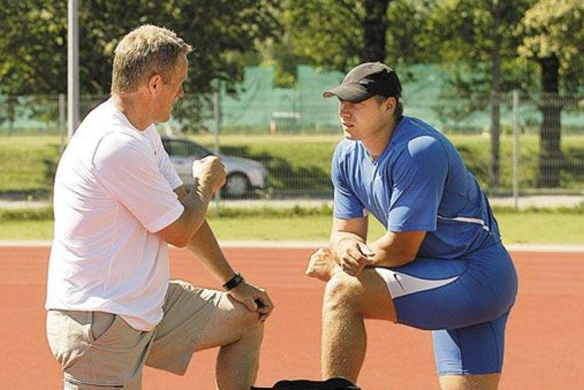 """VESTEINN HAFSTEINSSON: """"Doping ja sportlik ebaedu tegid  minust Kanterile hea treeneri."""""""