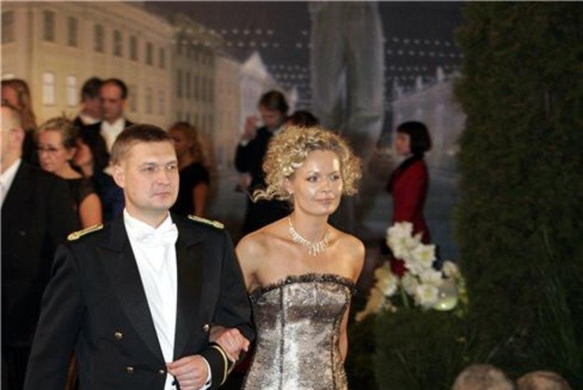 Raivo E. Tamm ja Helena Merzin abiellusid salaja