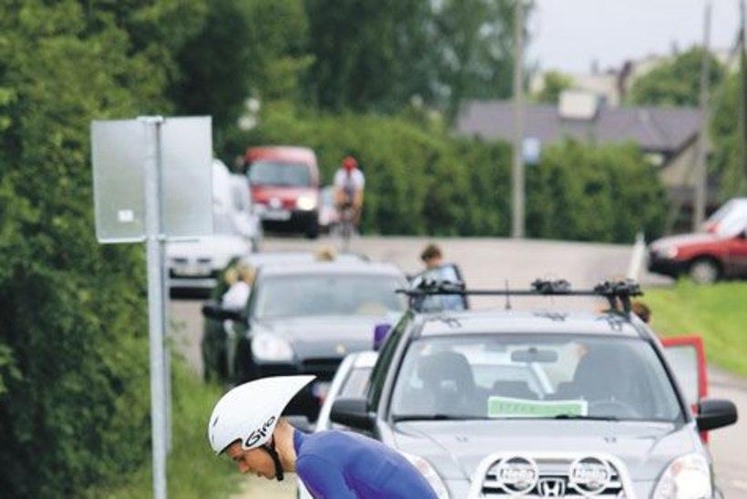 Rein Taaramäe virutas protestiks liidrisärgi porri ja katkestas