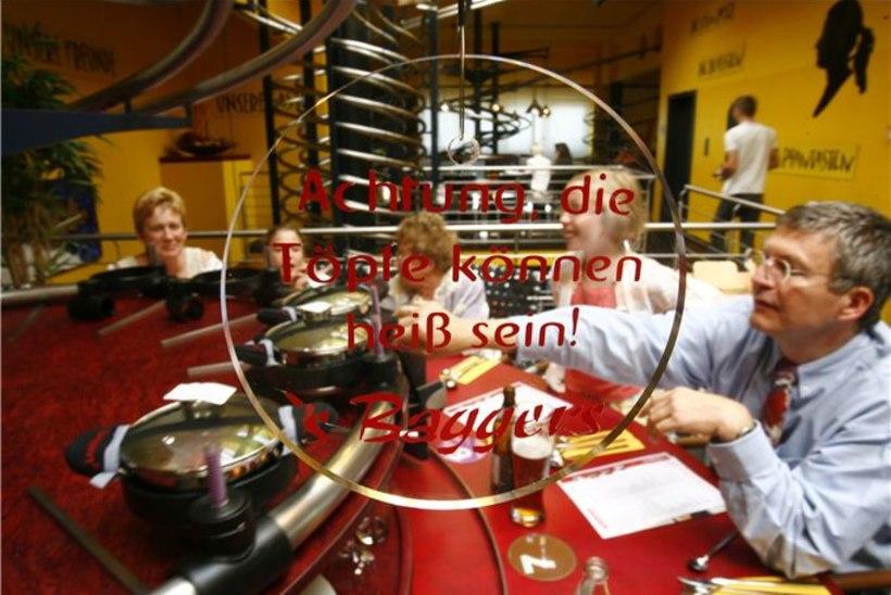 Nürnbergis avati ilma teenindajateta restoran