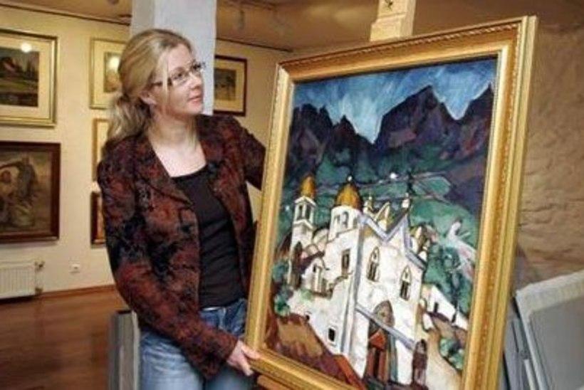Konrad Mägi maal müüdi kahe miljoni eest