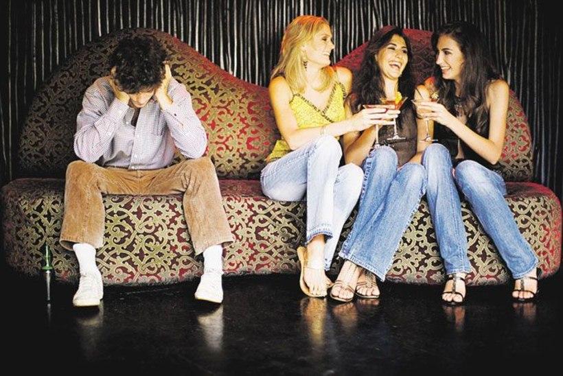 420fb723cf9 Mehed, kelle üle naised naeravad | Õhtuleht