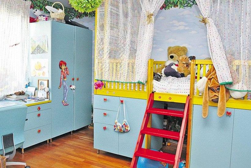 Väikese tüdruku tuba: haldjad  ja muinasjutt