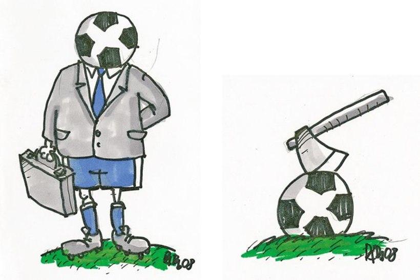 Jalgpall ja poliitika läbi minu