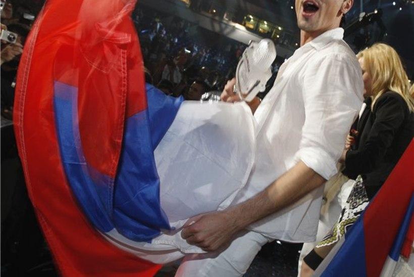 Putin: Eurovision toimub Moskvas