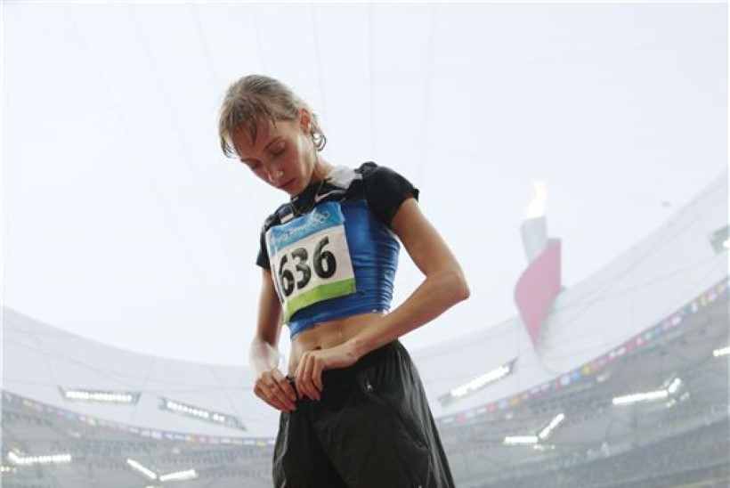 Anna Iljuštšenko tulemuseks jäi 1.89