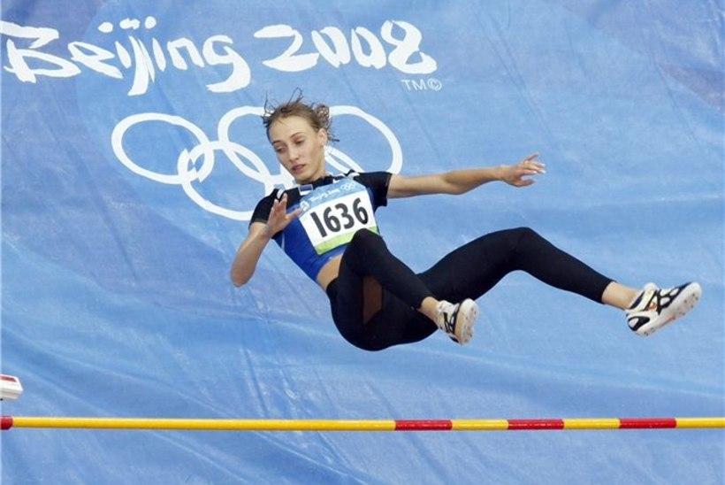 """Anna Iljuštšenko: """"See oli nagu vettehüpe, mitte kõrgushüpe!"""""""