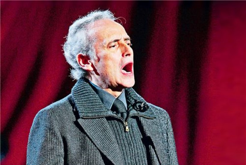 Jose Carreras on seljatanud leukeemia