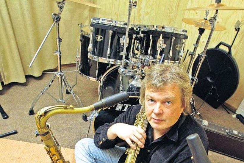 Raivo Tafenau: saksofoni võtsin kätte 17aastaselt