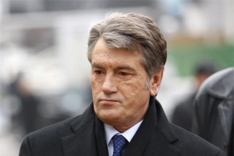 Ukrainlased: 2008. aasta suurim pettumus on president Juštšenko