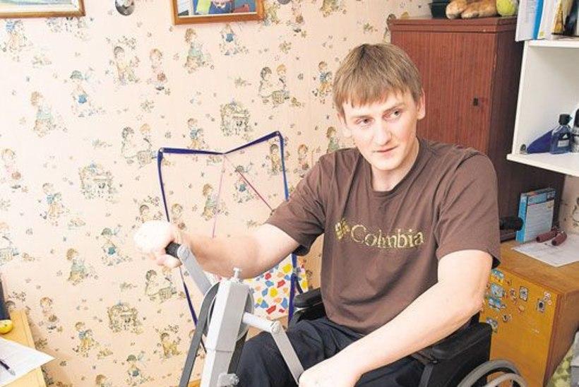 Erki päästis kahe inimese elu, kuid sai ise kolm ränka noahoopi. Nüüd istub ratastoolis...