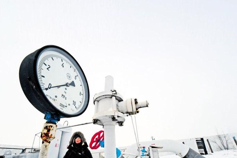Saksa ajaleht: Gazprom varjab räpast saladust