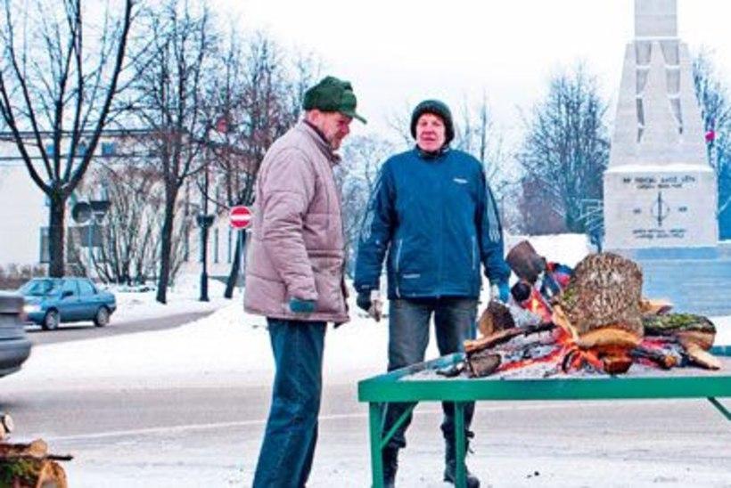 Kas Cēsis on Eesti-Läti paraadiks valmis?