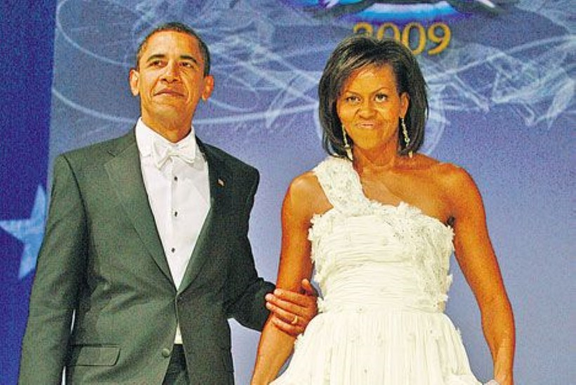 Barack Obama ootas kohtingut tulevase naise Michelle`iga kuu aega