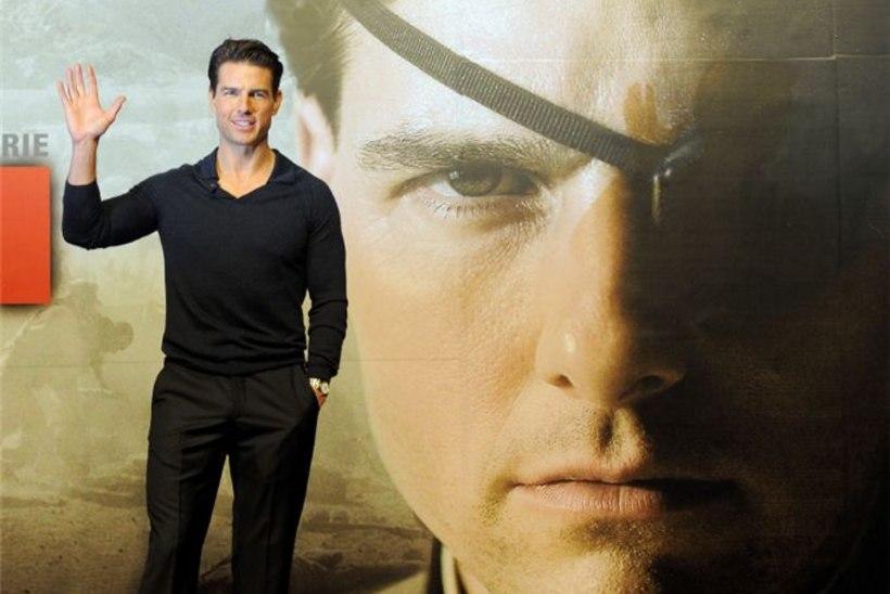 Tom Cruise kasvas üles tahtega tappa Hitler