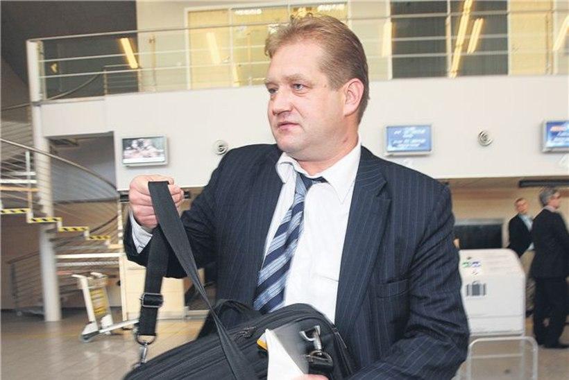 Ivari Padar pageb raske ministritöö eest Brüsselisse?