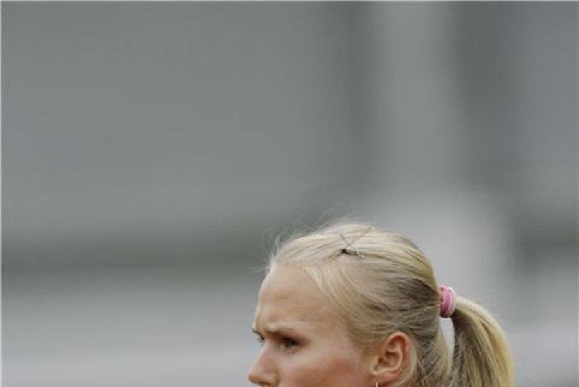 Kaie Kand püstitas hiilgava Eesti rekordi!