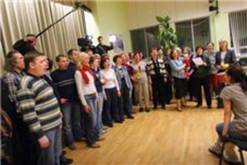 """Esimesest """"Laululahingust"""" said edasi Kambja segakoor ja Tallinna Ülikooli kammerkoor"""