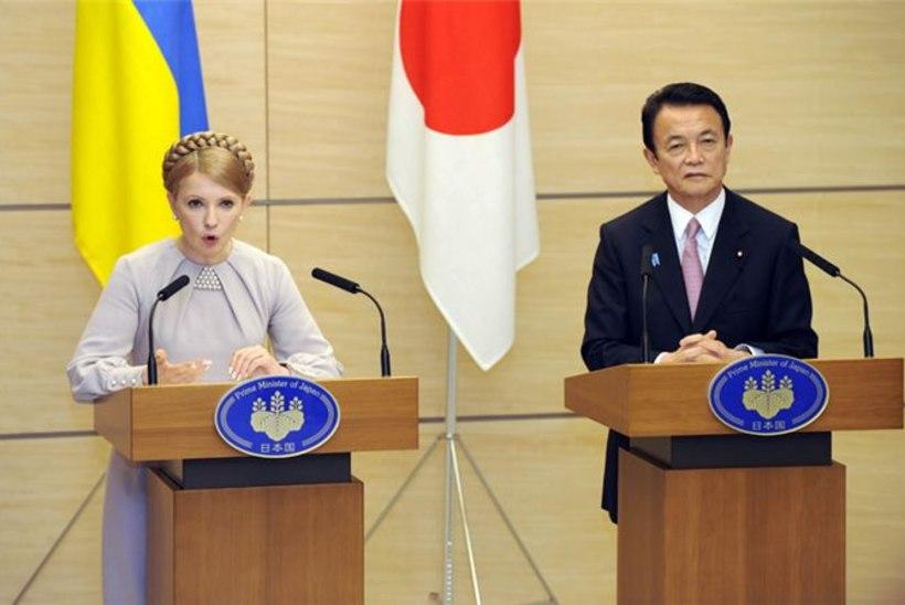 Ukraina tahab Jaapanilt laenata 5 miljardit dollarit