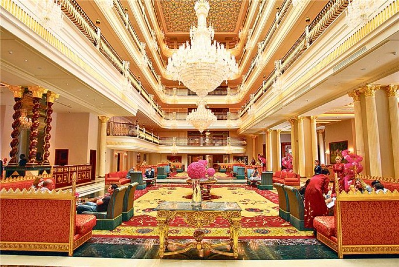 22miljardilise hotelli Türgis projekteerisid eestlased