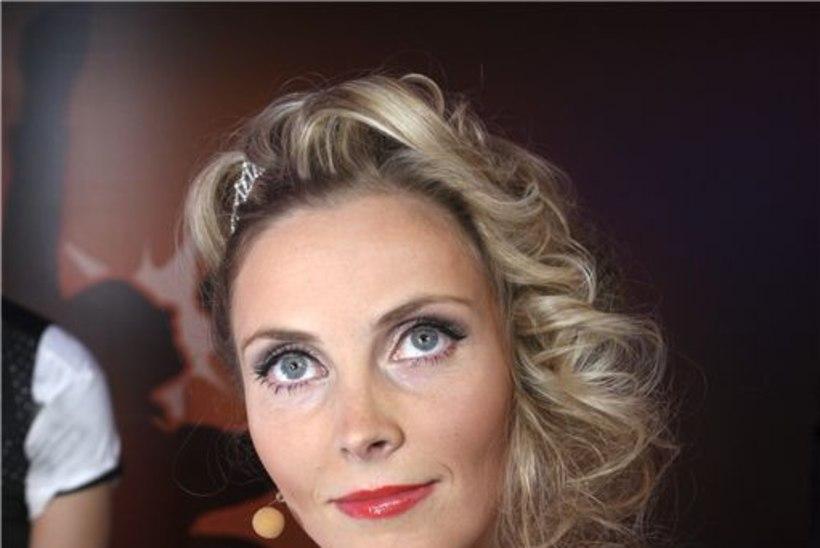 Karin Rask sai tütre