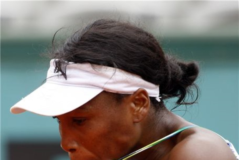 Venus williams nipples sexual videos prominent