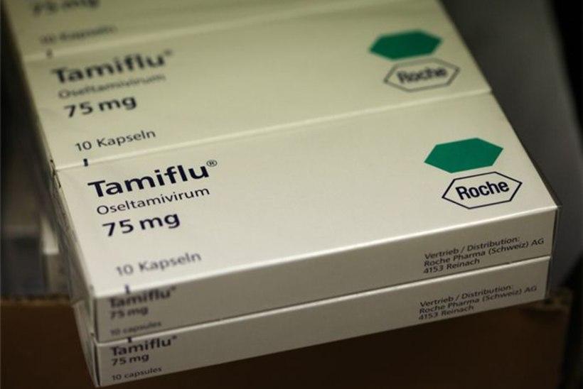 Seagripi ravim Tamiflu võib olla lastele ohtlik