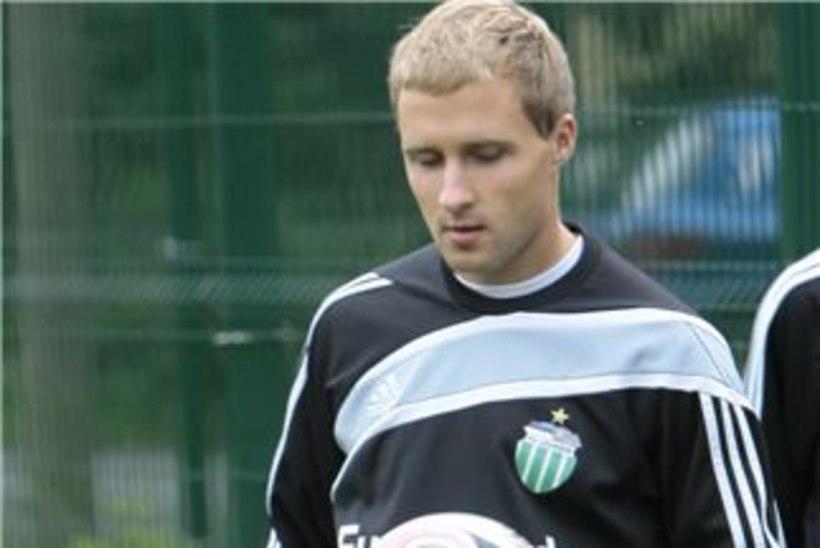Sander Puri sõlmis Kreeka klubiga Larissa viieaastase lepingu