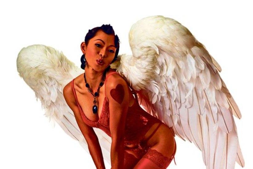 Esimesed inglid ei lennanud