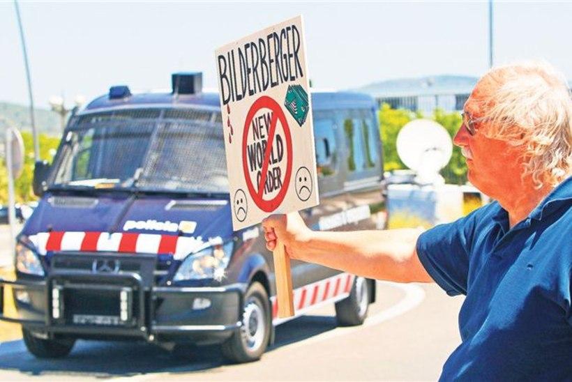 Maailma varivalitsus: ülimõjukatest tegelastest koosnev Bilderbergi grupp arutas euro päästmist?