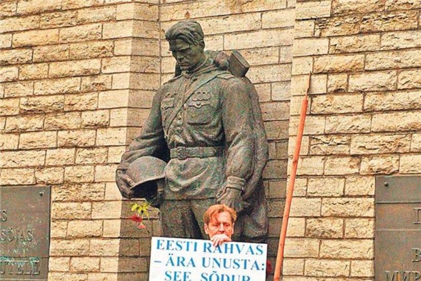 Jüri Böhm: lustakast võitluslaulust sai reeturlikkuse ja alatuse test!
