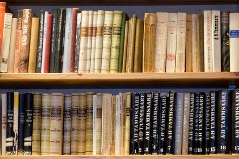 Kadriorus tuleb eesti kirjanduse laat