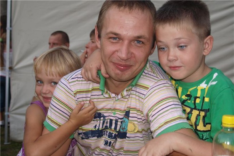 USKUMATU: Kerdo Mölder sai bändikaaslasega lapse