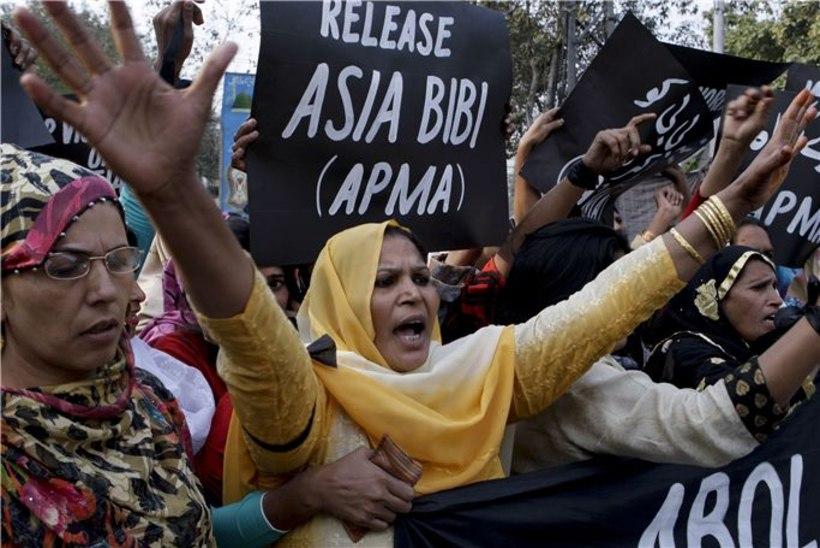 Aita vabastada Pakistanis ebaõiglaselt surma mõistetud naine