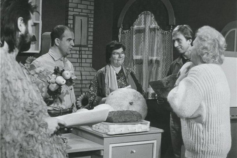 """""""Tiiu Vahi elu lugu oli ka televisiooni elulugu."""""""