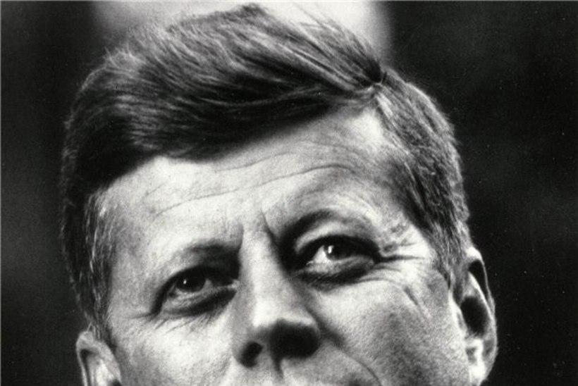 John F. Kennedy tervis oli üllatavalt vilets