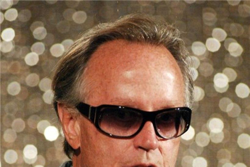 Peter Fonda leidis autost laiba