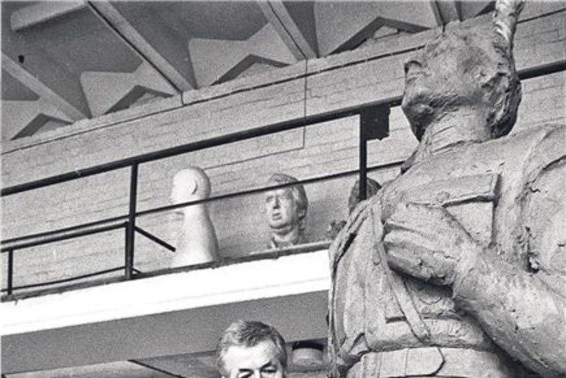 """""""Skulptor Matti Varik oli võimas mees – nagu tamm!"""""""