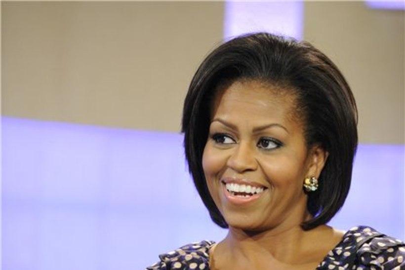 Michelle Obama säras 35-dollarilises H&M-i kleidis