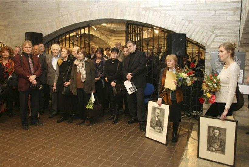 PILTUUDIS: rahvusraamatukogus jagati auhindu ning avati uus näitus