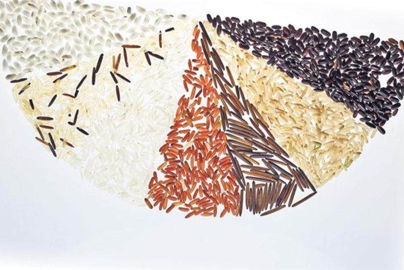 RIIS: valgest mustani, pruunist punaseni