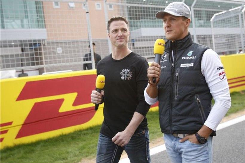 Kas vormel 1 karussell näeb ka kolmandat Schumacherit?