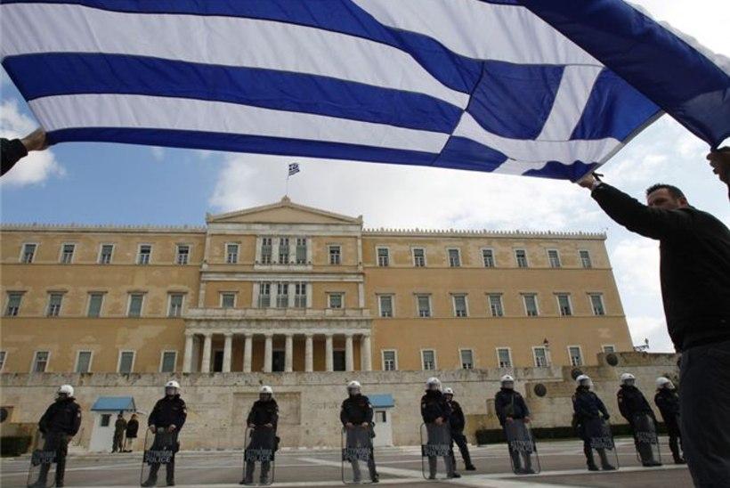 Kreeka võib eurost loobuda